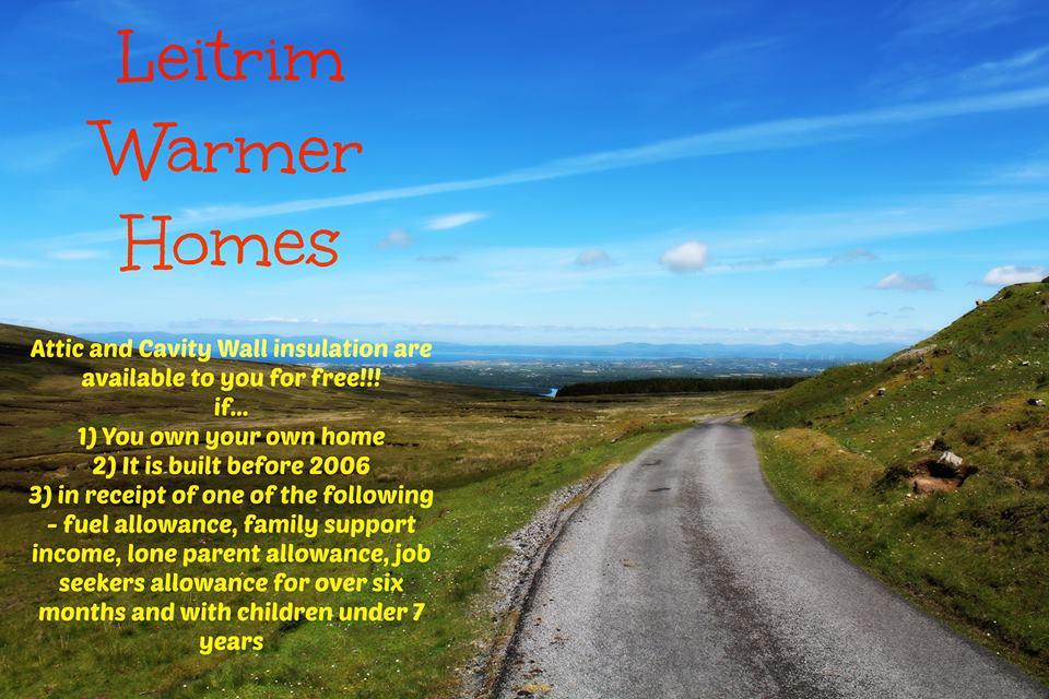 Leitrim Warmer Homes